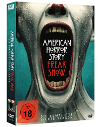American Horror Story Staffel 4 DVD-Cover