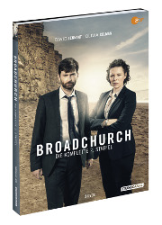 Broadchurch Staffel 2 DVD-Cover