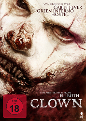 Clown DVD Cover
