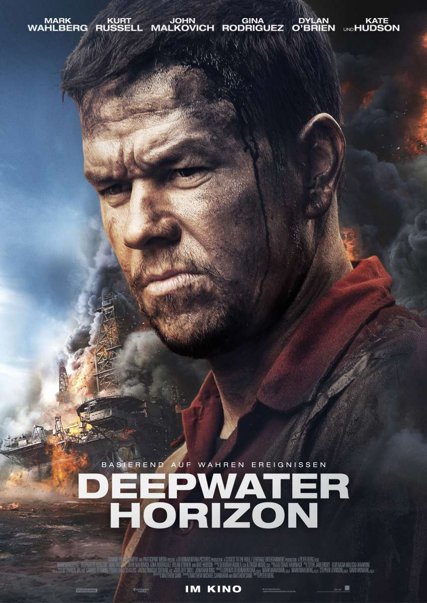 Deep Water Horizon Filmplakat