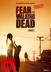 """Fear the Walking Dead"" DVD-Cover"