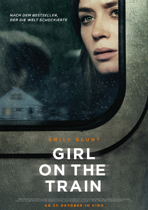 Girl on the Train Plakat
