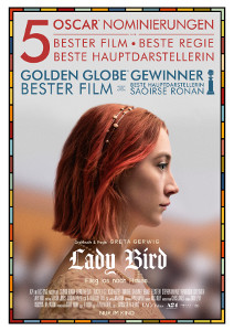 Lady Bird Plakat