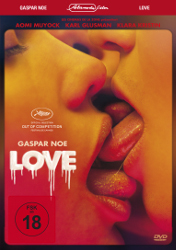 Love DVD Cover