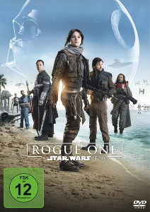 DVD-Cover zu Star Wars: Rogue One