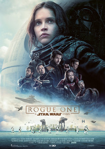 Filmposter zu Star Wars: Rogue One