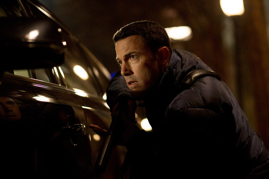 The Accountant mit Ben Affleck