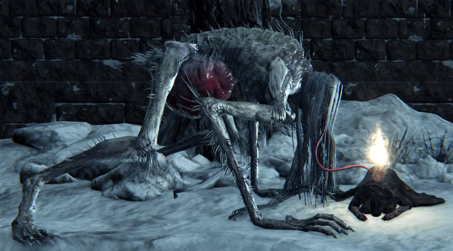 Bloodlicker Bloodborne