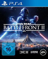 Star Wars Battlefront 2 Playstation