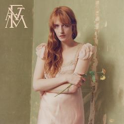 Florence + the Machine Album High as Hope Cover