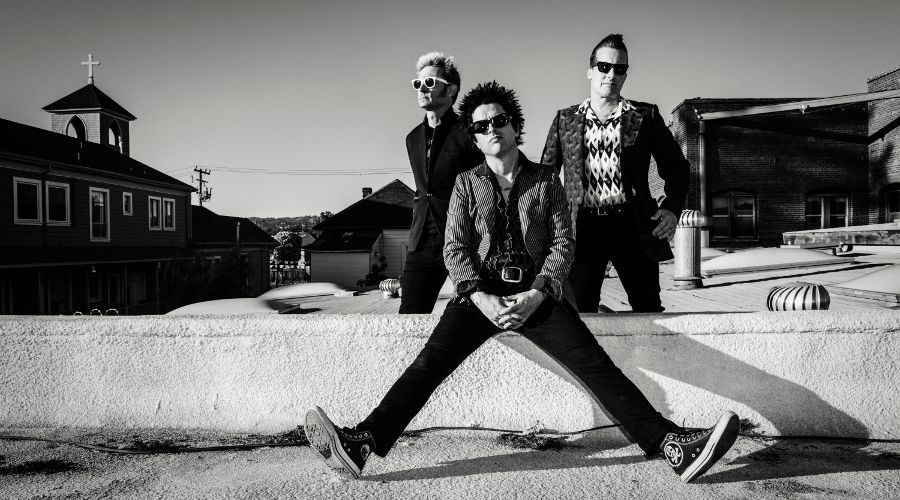 Green Day Band 2016