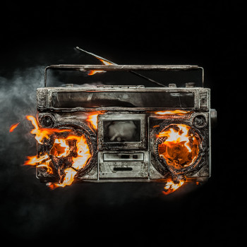 Green Day Revolution Radio Album
