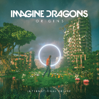 Imagine Dragons Origins Album cover