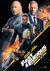 hobbs and shaw filmplakat