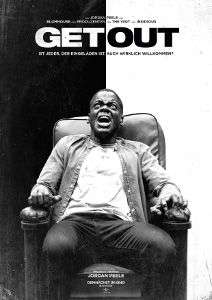Get Out Filmposter