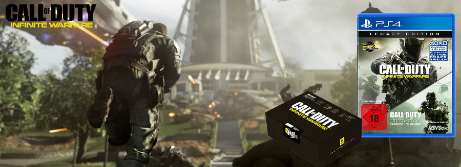 Call of Duty-Set gewinnen