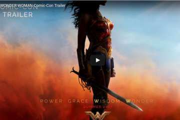 Comic Con Trailer Wonder Woman