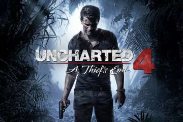 Uncharted 4: A Thief´s End Games Test