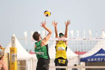 Beachvolleyball WM 2019