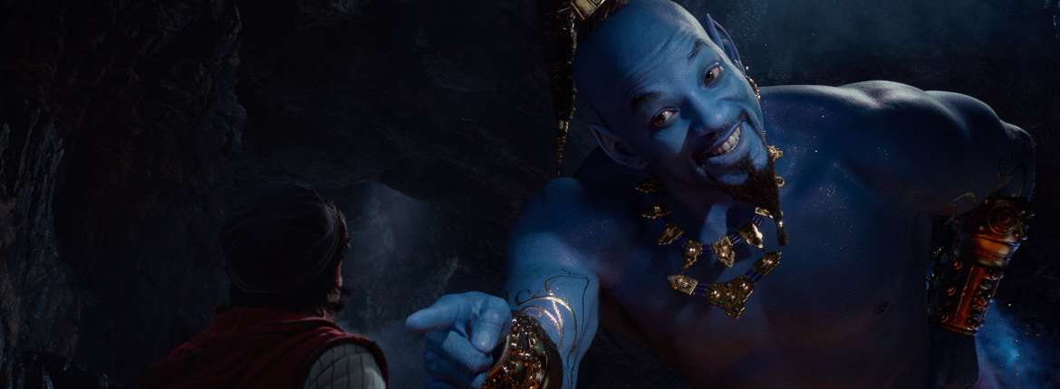 Will Smith Dschinni Aladdin Film
