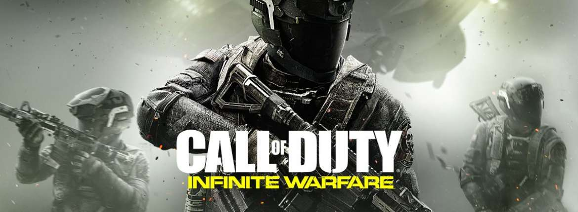 Call of Duty Infinite Warfare Test