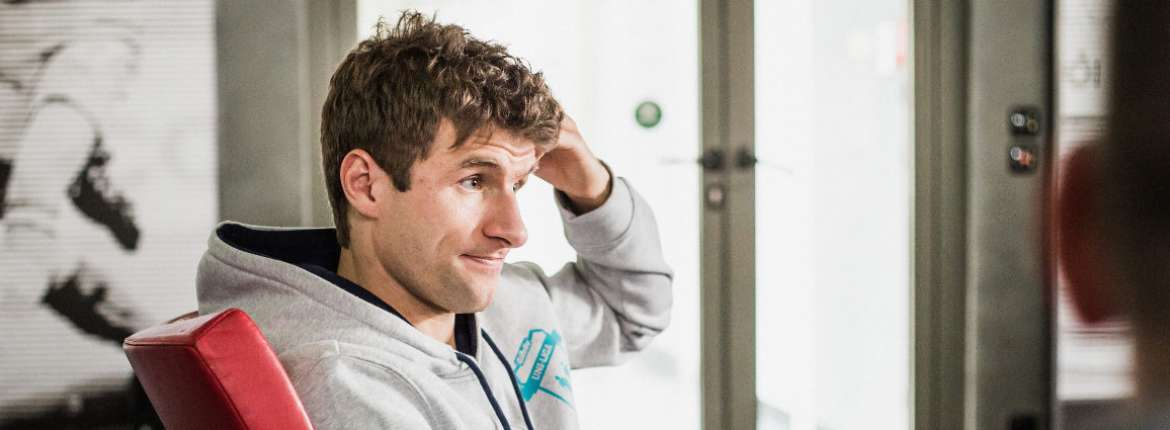 Interview Thomas Müller