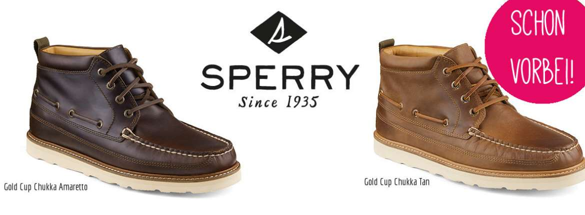 sperry Winterschuhe