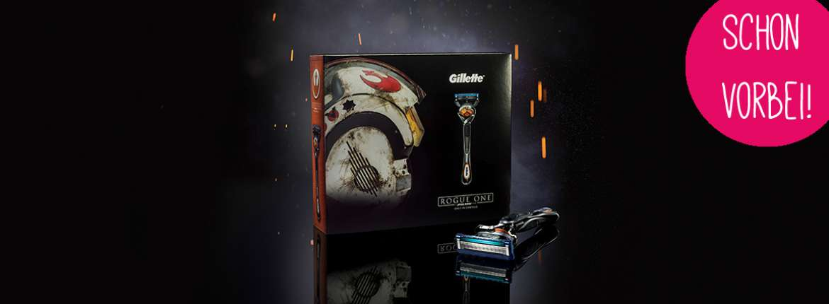Gillette Star Wars