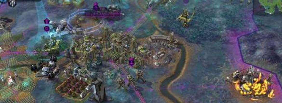 Civilization: Beyond Earth Test
