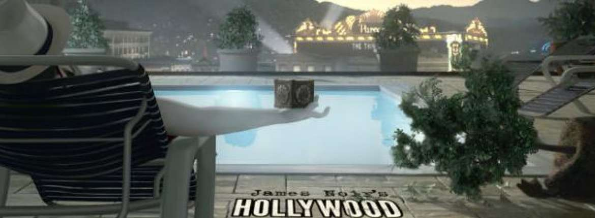 James Noir's Hollywood Crime 3D