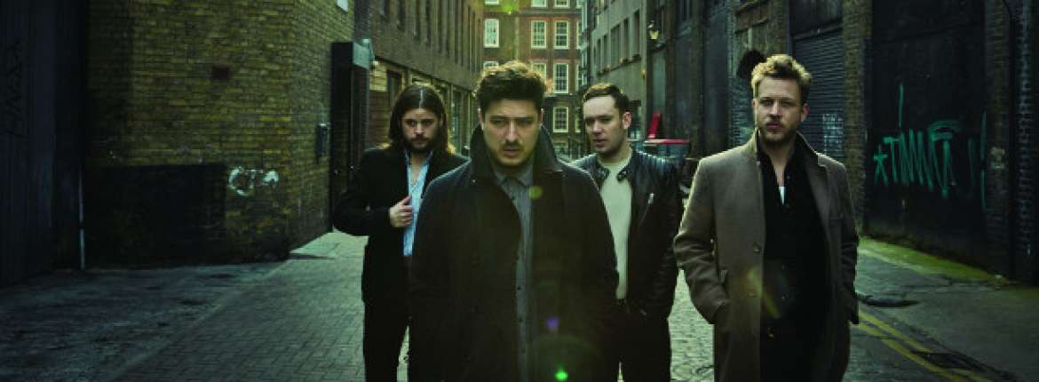 "Mumford & Sons mit ""Wilder Mind"""