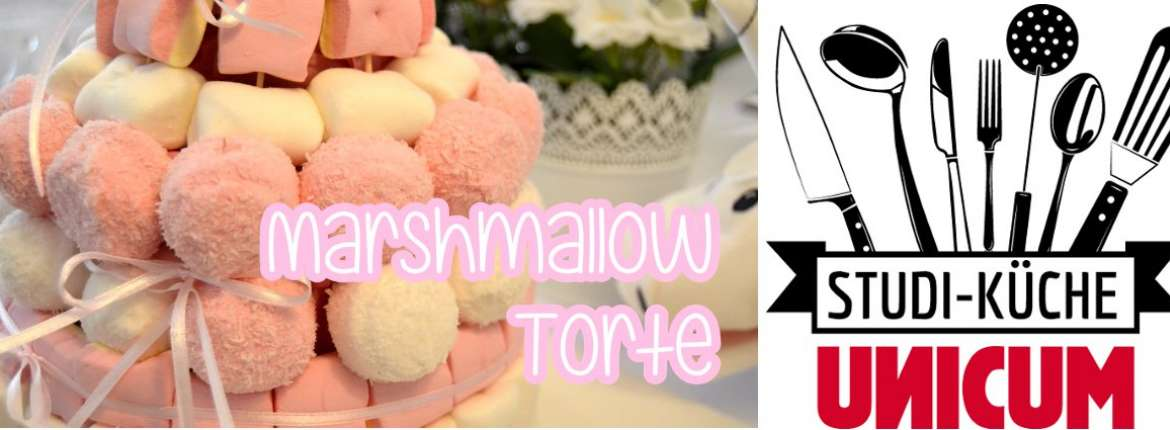 Marshmallow Torte ohne Backen