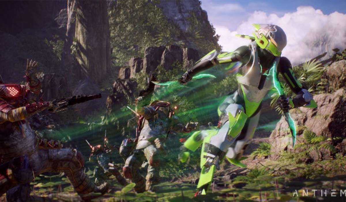 Anthem Electronic Arts Review
