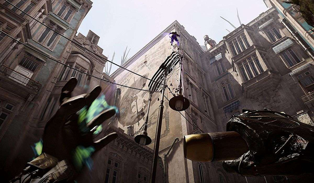 Dishonored: Tod des Outsiders Fähigkeiten