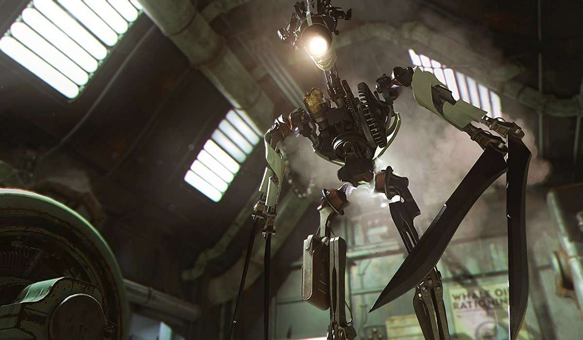 Dishonored: Tod des Outsiders Machine