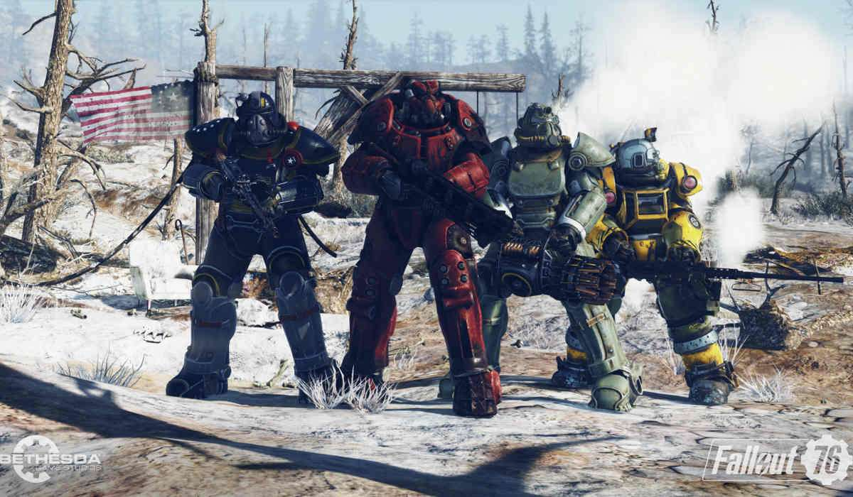 Fallout 76 Spieletest