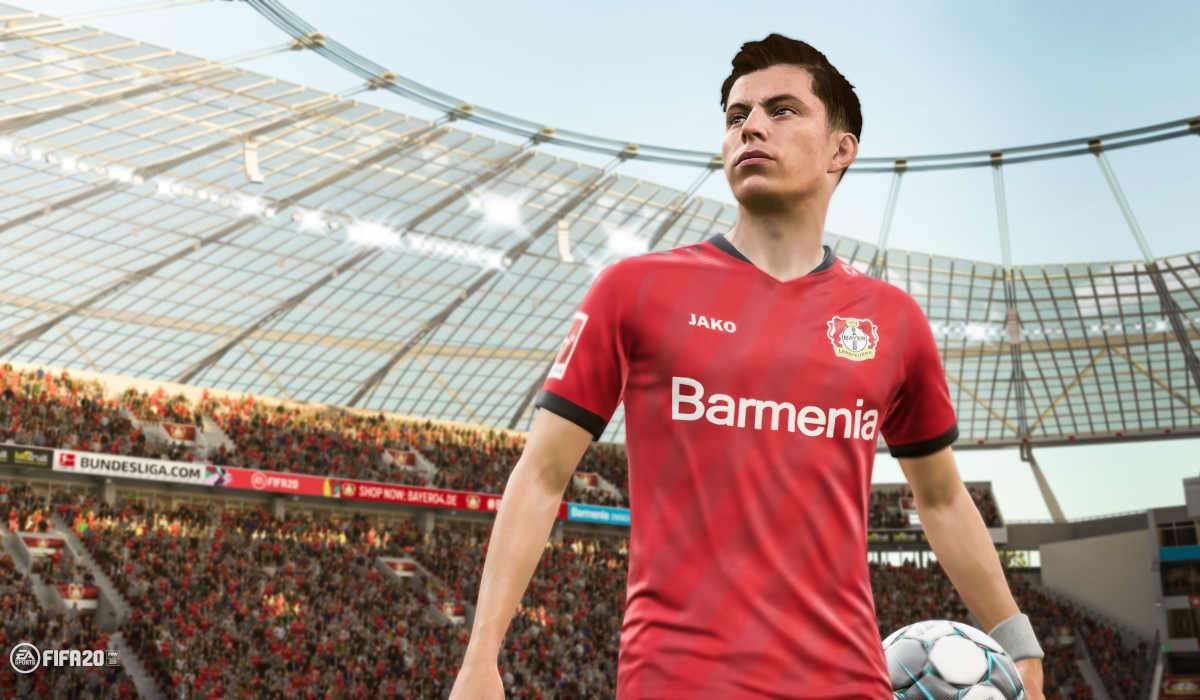 FIFA 20 Test Kai Havertz