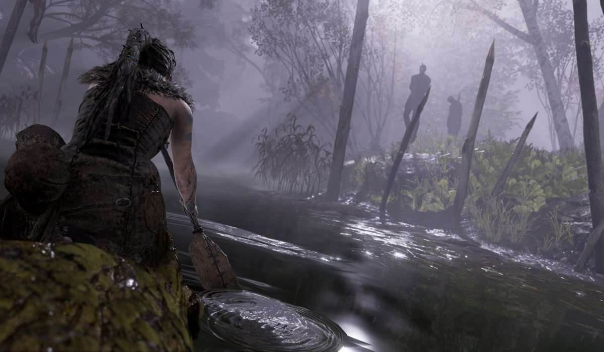 Hellblade: Senua's Sacrifice Gameplay