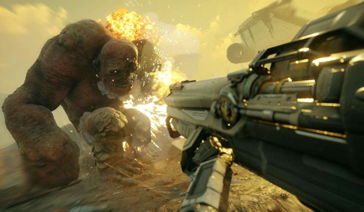 Rage 2 Ego-Shooter Test