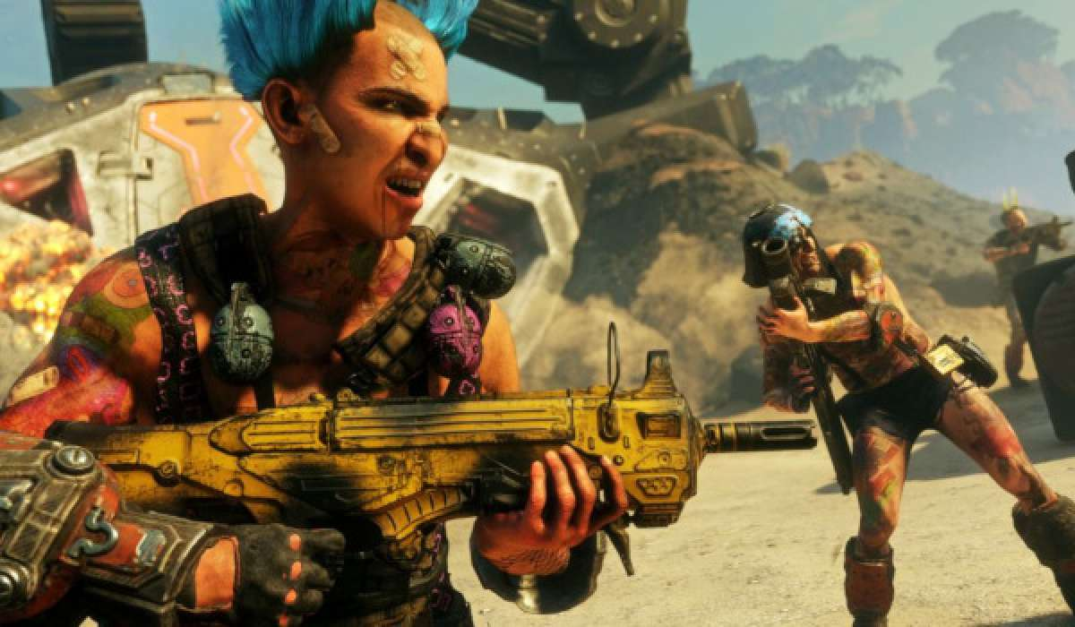Rage 2 Rezension