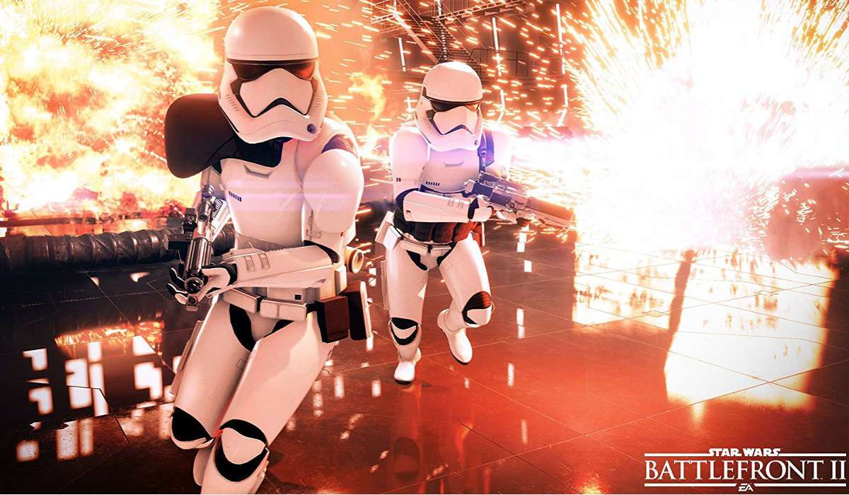 Star Wars Battlefront 2 Test