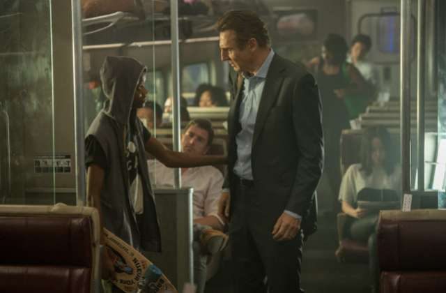 The Commuter Rezension