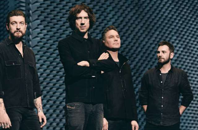 Snow Patrol Interview