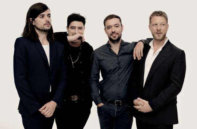 Mumford and Sons Interview
