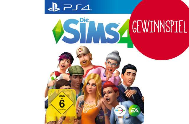 Sims 4 Playstation
