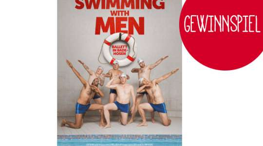 Verlosung Swimming with Men
