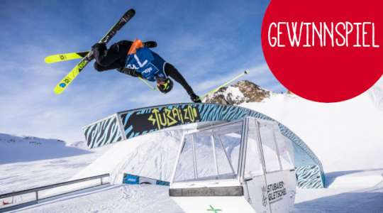 Freeski World Cup 2018 Verlosung
