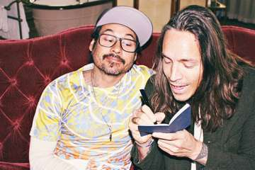 Incubus Interview