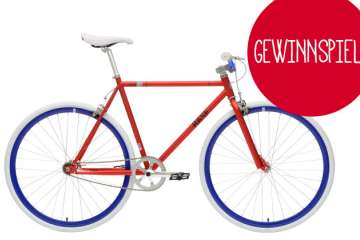 Single-Speed-Fahrrad Trendwizzard
