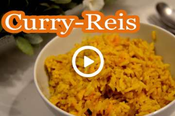 Curry-Reis Rezept